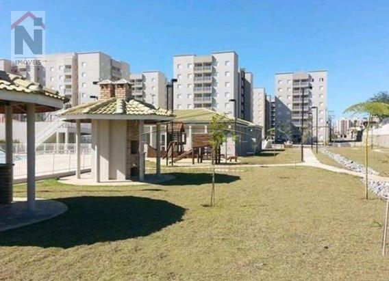 Apartamento Com 2 Dormitórios À Venda, 48 M² Por R$ 210.000 - Parque Suzano - Suzano/sp - Ap0046