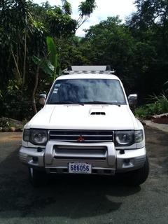 Mitsubishi Montero Diesel 1999 4x4