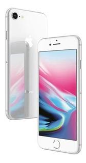 iPhone 8 64 Gb Prata, Tela Retina Hd De 4,7, Ios 11, Câmera