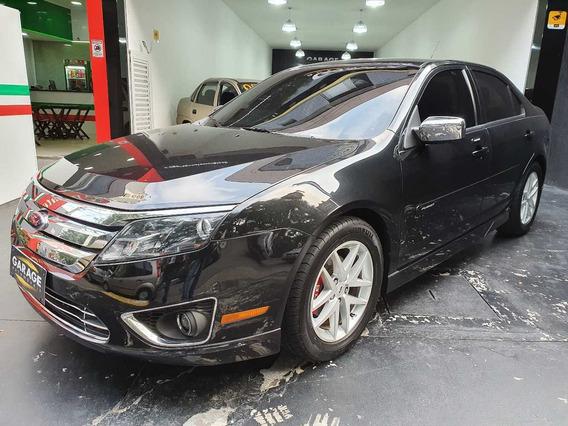 Ford Fusion Sel 2.5 2012 Preto