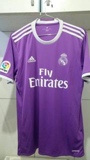 Camisa Do Real Madrid Original adidas Na Etiqueta Tam G