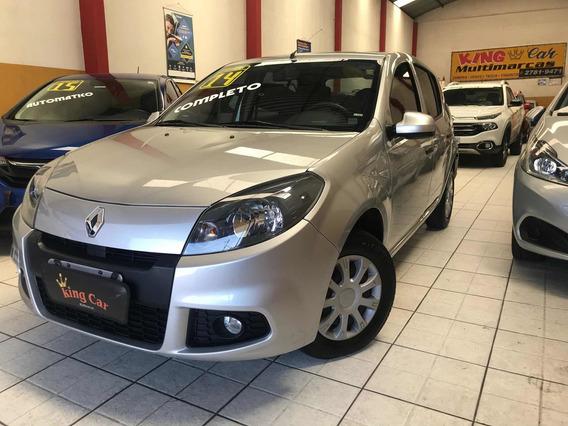 Renault Sandero 1.0 Expression 2014 Kingcar Multimarcas