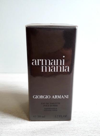 Perfume Armani Mania Edt 50ml Original Lacrado