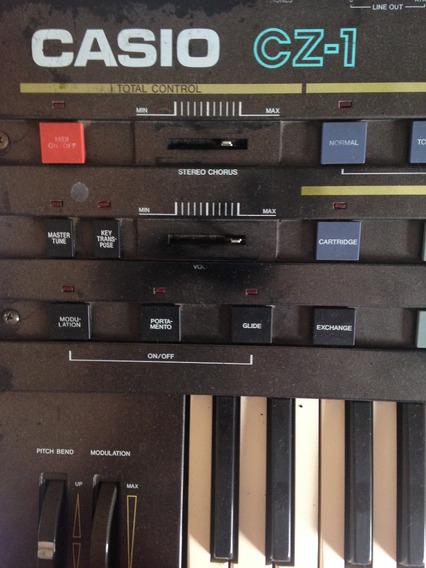 Teclado Sintetizador Casio Cz-1 Clássico Vintage Japonês