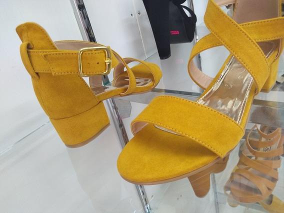 Zapatos, Tacón Bajito