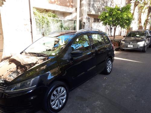 Imagen 1 de 8 de Volkswagen Suran 2011  Confortline Gnc