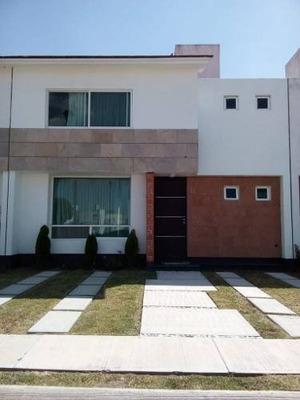 (crm-4464-4894) Casa En Renta En San Juan Del Rio Queretaro