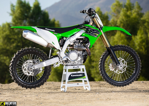 Kawasaki Kx450f ** Kawasaki Madero **