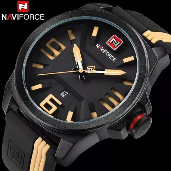 Novo Relógio Masculino Naviforce 9098