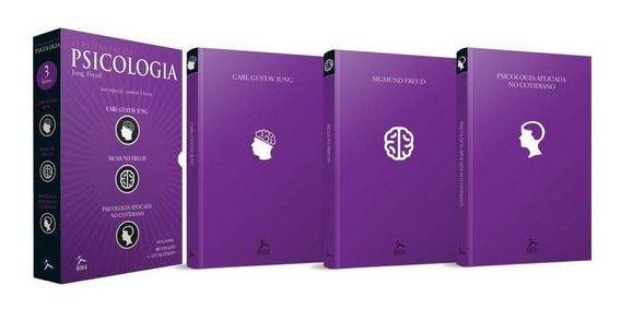 Box - O Essencial Da Psicologia - 3 Volumes