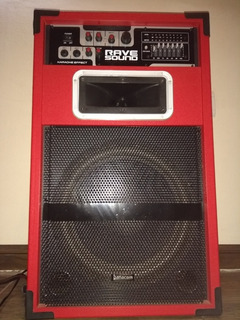Parlante Panacom Rave Sound 6000 Watt
