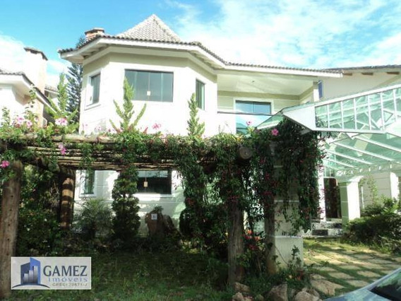 Casa Residencial Para Venda, Condomínio Fechado, Atibaia - Ca0567. - Ca0567