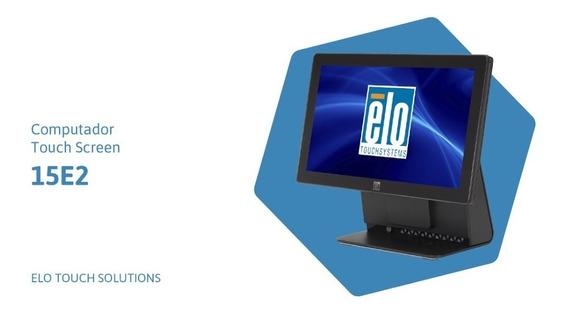Elo Touch Computador E-series 15e2 Touchscreen ( Novo )