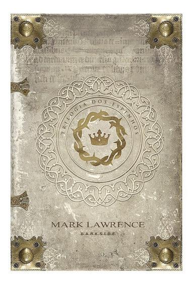 Livro Trilogia Dos Espinhos - Dark Age Edition- Colecionador