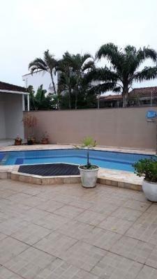 Imagem 1 de 7 de Casa Com Piscina Na Praia Dos Sonhos, Itanhaém, 8066