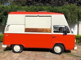 Foodtruck Kombi Volkswagen