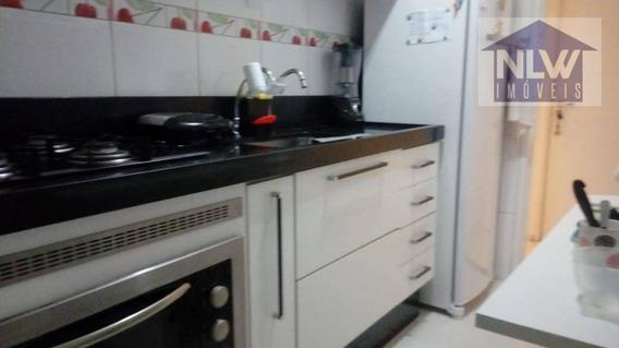 Apartamento Com 2 Dormitórios Para Alugar, 48 M² Por R$ 2.300/mês - Tatuapé - São Paulo/sp - Ap0988