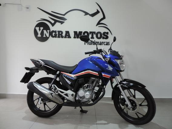 Honda Cg 160 Titan Flex 2019