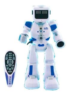 Water Power Robot Inteligente Radio Control Original Ditoys