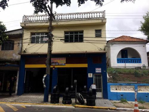 Salão À Venda, 450 M² Por R$ 1.200.000 - Tatuapé - São Paulo/sp - Sl0840