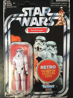Stormtrooper Star Wars Retro Collection