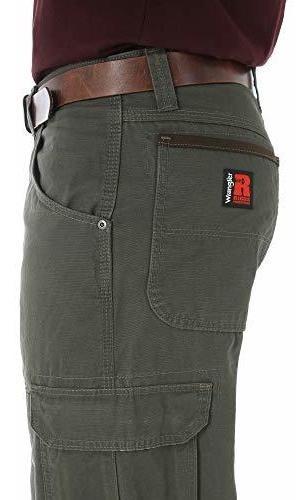Ropa De Trabajo De Wrangler Riggs Pantalones Ranger Para H Mercado Libre