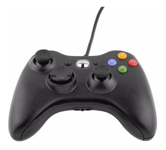 Controle joystick Feir FR-305 preto