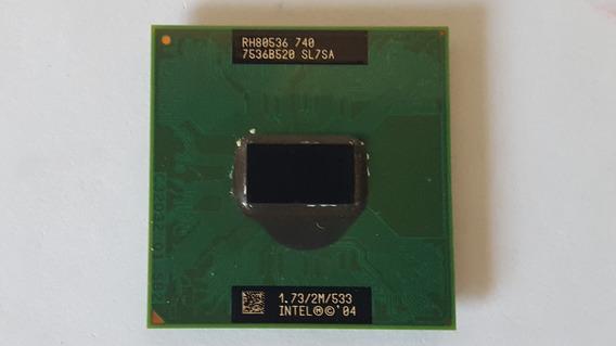 Processador Intel Pentium M740 2mhz 1,73 G 533mhz