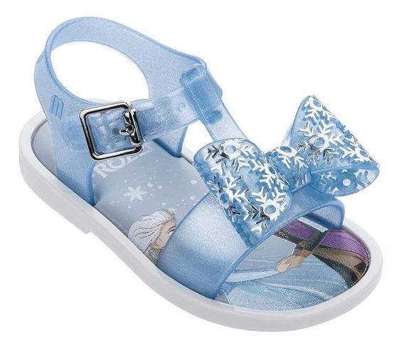 Sandália Mini Melissa Mar Sandal + Frozen