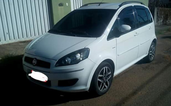 Fiat Idea 1.8 16v Sporting Flex Dualogic 5p 2011
