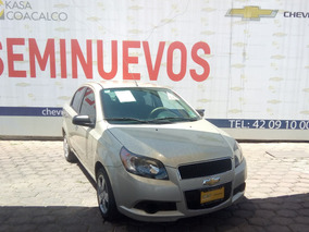 Chevrolet Aveo Sedan 4p Lt L4/1.6 Man
