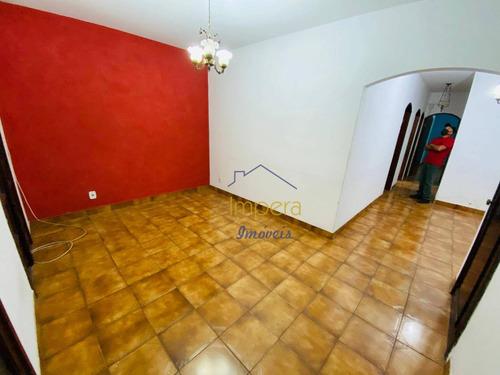 Casa À Venda, 165 M² Por R$ 480.000,00 - Vila Industrial - São José Dos Campos/sp - Ca0148