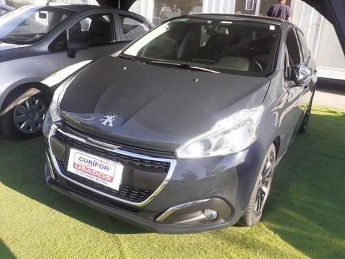 Peugeot 208 Pure Tech Hb 1.2 Aut 2019