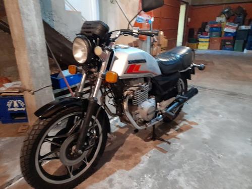 Honda Cb400 1982