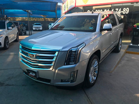 Cadillac Escalade Esv 6.2 Platinum At 2017
