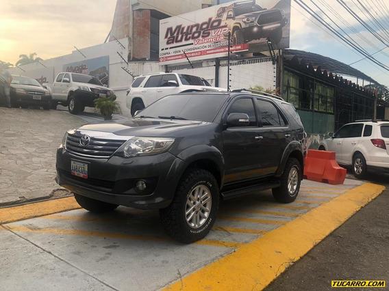 Toyota Fortuner Blindada Nivel 3