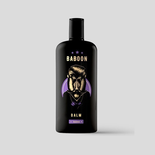 Shampoo Baboon Shampoo Masculino