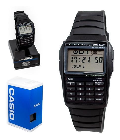 Reloj Casio Data Bank 10 Años, Calculadora Dbc-32 |watchito