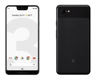 Google Pixel 3 Xl 128gb Negro Stock Entrega Inmediata