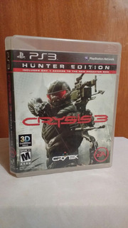 Crysis 3 (con Manual) Ps3 Playstation 3 Od.st