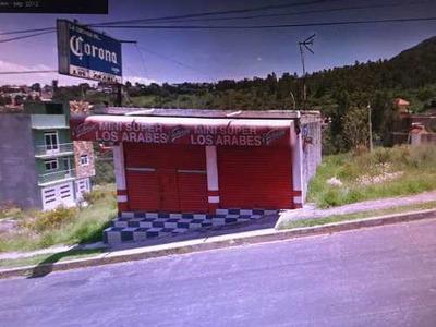 Excelente Local Comercial En Lomas De Coacalco