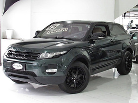 Land Rover Range Rover Evoque 2.0 Pure Tech Coupé 4wd 2012