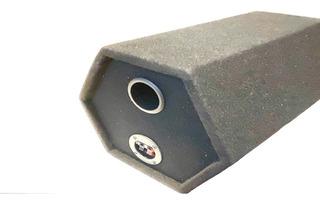 Bazooka Hexagonal Para Parlante De 8 Pulgadas (sin Woofer)