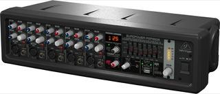 Consola Potenciada Behringer Europower Pmp550m Envío Gratis
