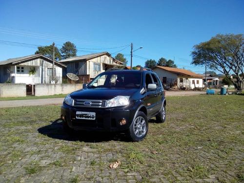 Imagem 1 de 10 de Ford Ecosport 2012 1.6 16v Freestyle Flex 5p