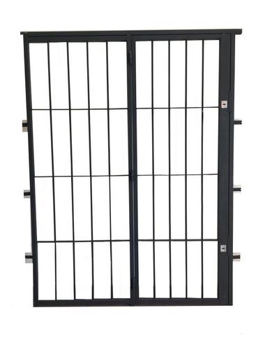 Puerta Reja  150 X 200
