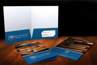 1000 Folders Personalizados Empresariales