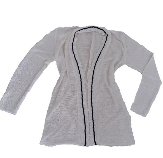 Kimono Blusa Tricot Trico Feminino