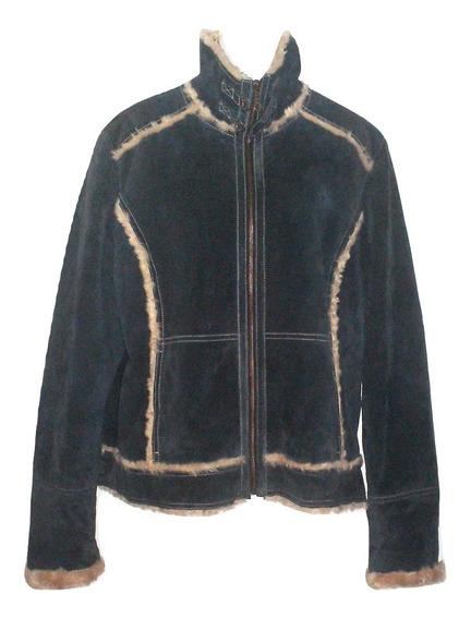 Wilsons Leather, Trench Abrigo Chamarra Forrada G/xl En Piel