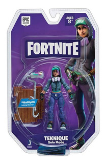 Muñeco Teknique Fortnite Original Ploppy 270525